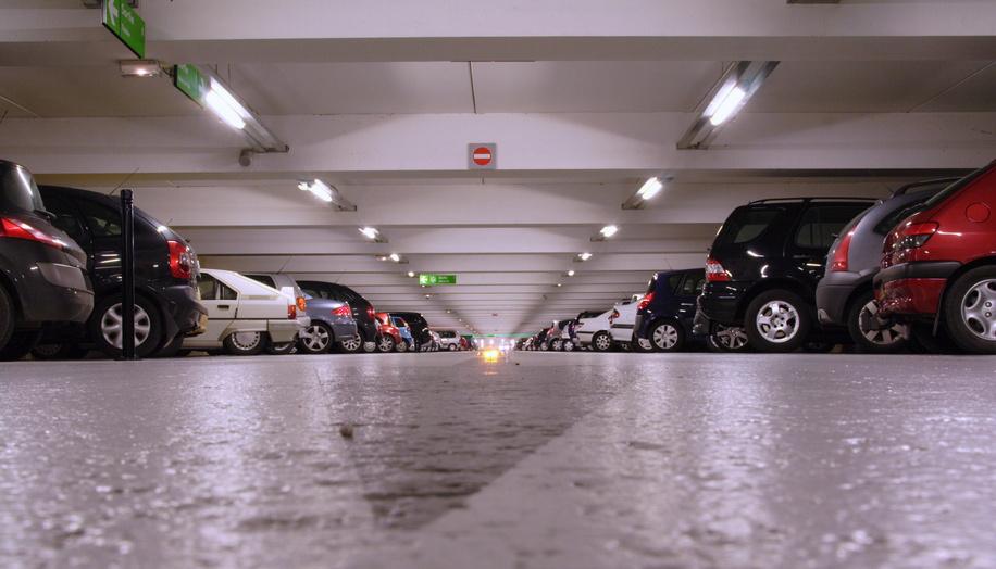 Airport Parken Köln Bonn